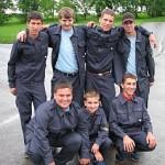 Ekipa mladincev - Tirna, 2011