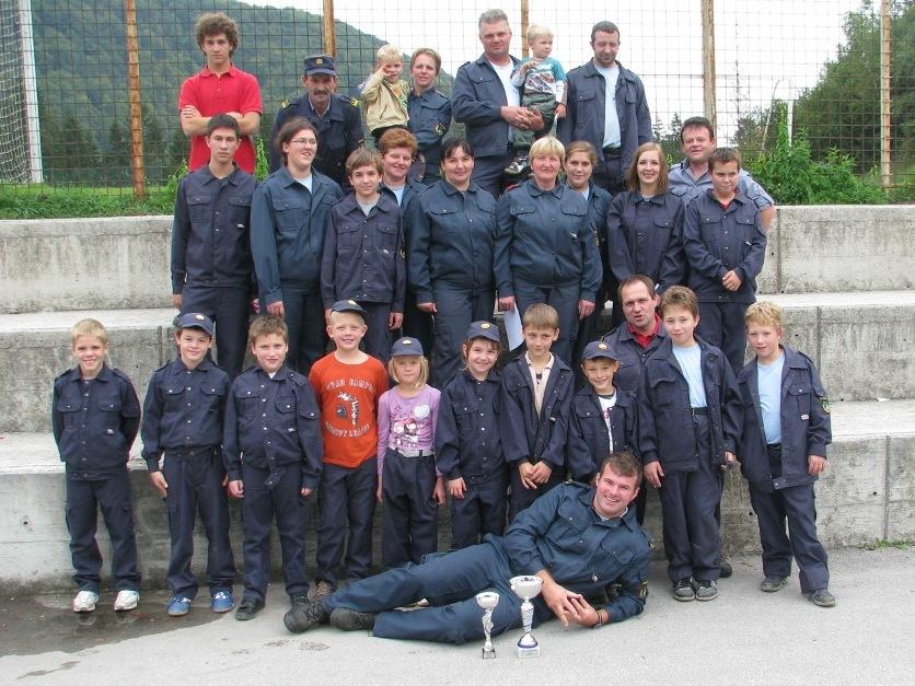 Občinsko tekmovanje v Kisovcu