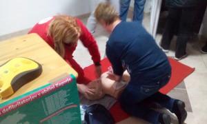masaža srca