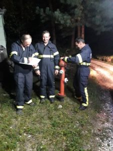 Mesec požarne varnosti v PGD Padež 4
